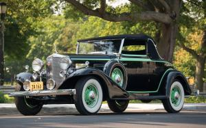 1933 LaSalle Convertible Coupe