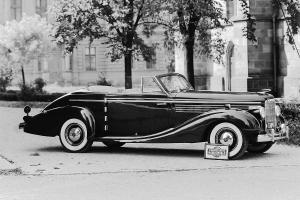 1938 LaSalle Convertible Coupe by Sodomka