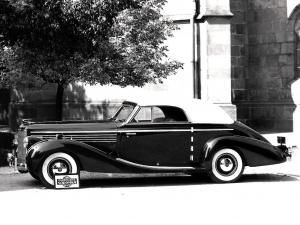 LaSalle Convertible Coupe by Sodomka