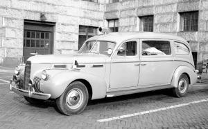 1939 LaSalle Ambulance