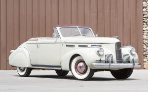 1940 LaSalle Convertible Coupe