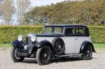 Lagonda 16/80 Saloon by Weymann 1933 года
