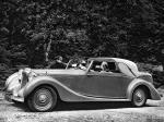Lagonda V12 Rapide Sedanca Coupe by James Young 1938 года