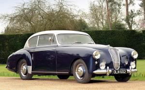 1954 Lagonda 3-Litre Sports Saloon 2-Door by Tickford