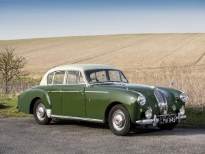1956 Lagonda 3-Litre 4-Door Sports Saloon by Tickford
