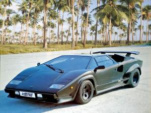 1986 Lamborghini Countach Turbo by Koenig