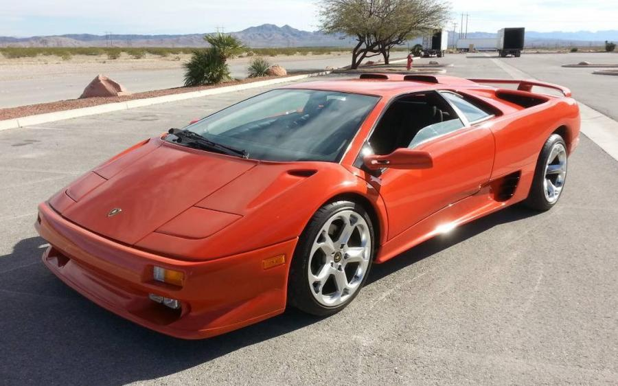 Lamborghini Diablo with LS3 V8 Engine '1995