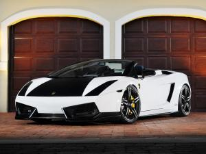 2008 Lamborghini Gallardo Spyder Twin Turbo by Heffner