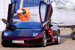 Lamborghini Murcielago LP640 by JB Car Design 2009 года