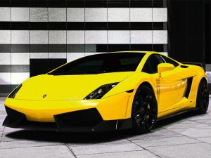 Lamborghini Gallardo GT600 by BF Performance 2010 года