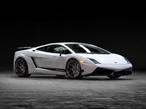 2012 Lamborghini Gallardo Superleggera by Vorsteiner
