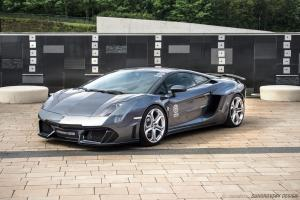 2014 Lamborghini Gallardo Impersonates the Aventador by Suhorovsky Design