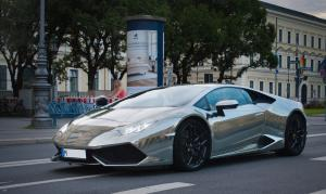 Lamborghini Huracan LP610-4 by Print Tech 2014 года