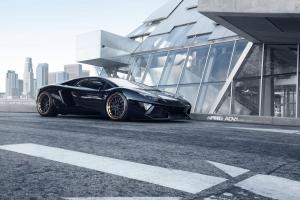 Lamborghini Aventador LP700-4 by Platinum Motorsport on ADV.1 Wheels (ADV15TSCS) 2015 года