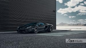 2015 Lamborghini Aventador LP700-4 on HRE Wheels