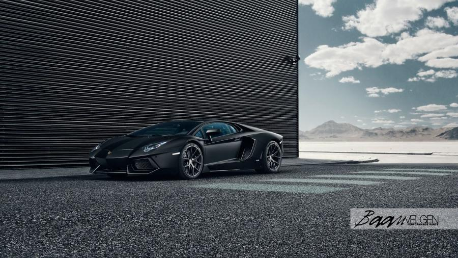 Lamborghini Aventador LP700-4 on HRE Wheels '2015