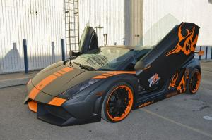 Lamborghini Gallardo Heffner Twin Turbo by ZR Auto 2015 года