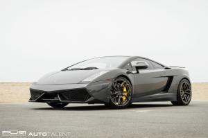 2015 Lamborghini Gallardo LP570-4 Superleggera on PUR Wheels (RS05)