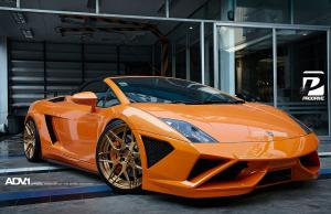 Lamborghini Gallardo Spyder by ProDrive on ADV.1 Wheels (ADV7MV2CS) 2015 года