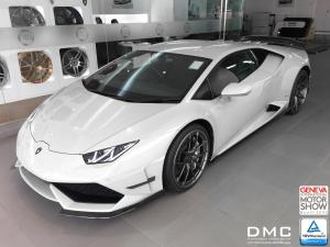 Lamborghini Huracan LP610-4 by DMC 2015 года