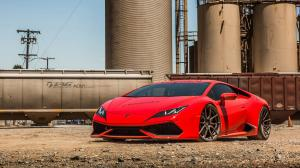 Lamborghini Huracan LP610-4 by TAG Motorsports on ADV.1 Wheels (ADV5.0 M.V1 CS) 2015 года