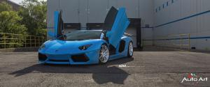 Lamborghini Aventador LP700-4 on ADV.1 Wheels (ADV10 M.V1 CS) 2016 года