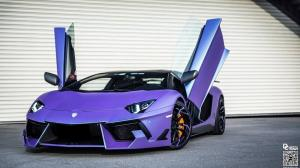 Lamborghini Aventador LP760-4 Dragon by DMC on PUR Wheels 2016 года