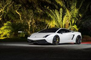 2016 Lamborghini Gallardo LP570-4  on ADV.1 Wheels (ADV05)