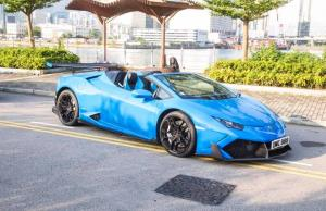 Lamborghini Huracan LP1088 Spyder 1 of 10 by DMC 2016 года