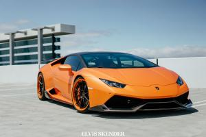 Lamborghini Huracan LP610-4 Renato by 1016 Industries 2016 года
