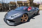 Lamborghini Huracan LP610-4 Spyder by Liberty Walk on Forgiato Wheels (Classico-ECL) 2016 года