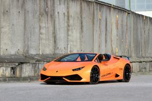 2016 Lamborghini Huracan LP610-4 Spyder by VOS Performance