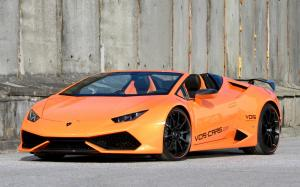 Lamborghini Huracan LP610-4 Spyder by VOS Performance 2016 года