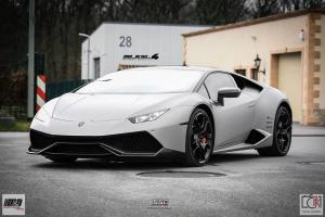 Lamborghini Huracan LP610-4 Steel Edition by MandD 2016 года