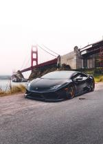 Lamborghini Huracan LP610-4 by 503 Motoring on ADV.1 Wheels (ADV10 TRACK SPEC CS) 2016 года