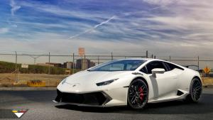 2016 Lamborghini Huracan Novara RS by Vorsteiner on Vorsteiner Wheels (V-202)
