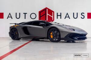 2017 Lamborghini Aventador LP-750-4 Superveloce by Novitec Rosso and Auto House on Vossen Wheels (NV1)