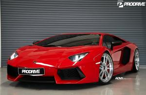 Lamborghini Aventador LP700-4 by ProDrive on ADV.1 Wheels (ADV5.2 TRACK SPEC CS) 2017 года