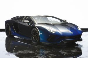 2017 Lamborghini Aventador S Roadster 50th Anniversary Japan
