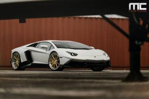 Lamborghini Aventador by MC Customs 2017 года