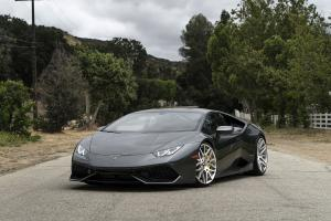 Lamborghini Huracan LP610-4  on Forgiato Wheels (Magilia-ECL) 2017 года