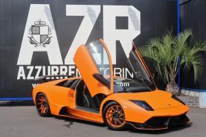 Lamborghini Murcielago by Azzurre Motoring on Forgiato Wheels (S217) 2017 года