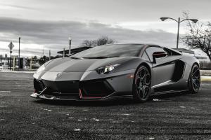 Lamborghini Aventador LP700-4 Roadster by Savage Edition on ADV.1 Wheels (ADV05C M.V1 CS) 2018 года