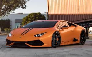 Lamborghini Huracan LP610-4 on HRE Wheels (Classic 305M)