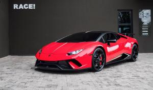 Lamborghini Huracan Performante by RACE! 2018 года