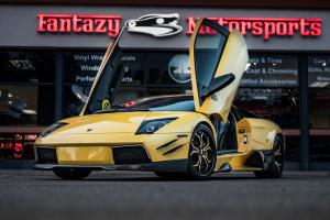 2018 Lamborghini Murcielago by Fantazy Motorsports on Forgiato Wheels (F2.09)