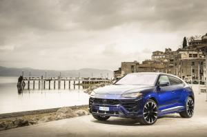 2018 Lamborghini Urus Body Color Package