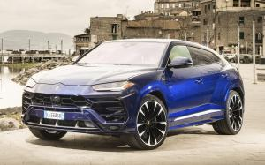 Lamborghini Urus Body Color Package