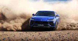 Lamborghini Urus Off-Road Package 2018 года (WW)