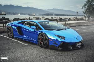 2019 Lamborghini Aventador LP700-4 on PUR Wheels (RS02.V2)